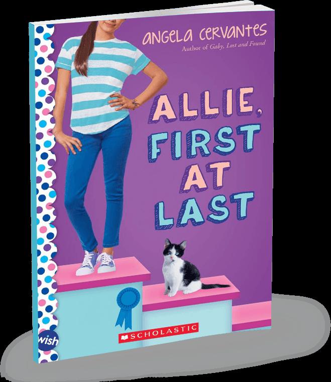 Allie, First At Last Angela Cervantes