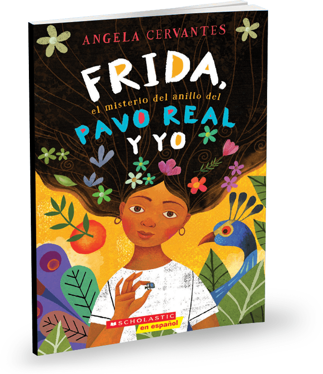Me, Frida and the Secret of the Peacock Ring Spanish Edition